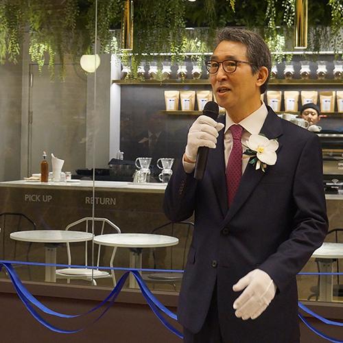 사회연대은행 김용덕 대표